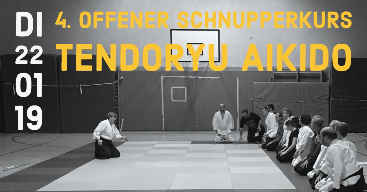 Aachen-Schnupperkurs-Tendoryu-Aikido