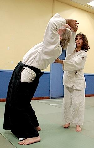 Aikido - Manfred und Jenny Kokyu